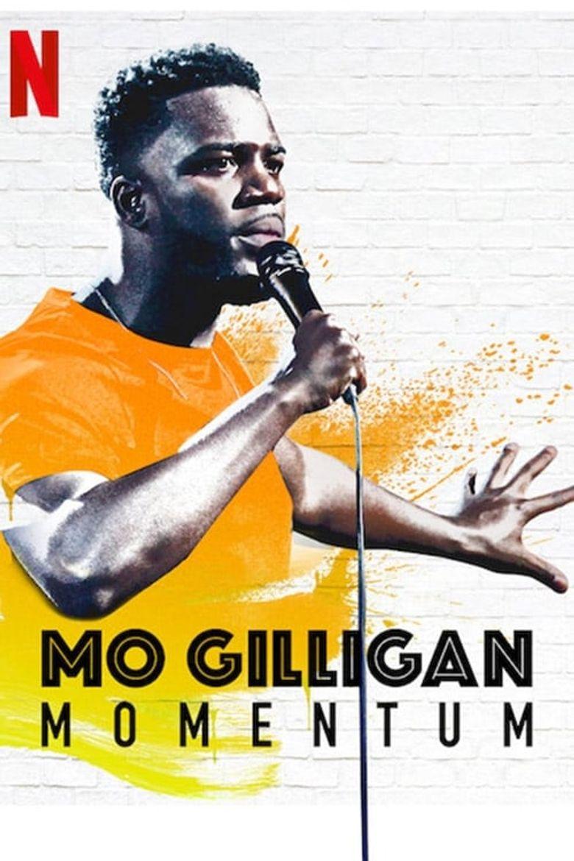 Mo Gilligan: Momentum Poster