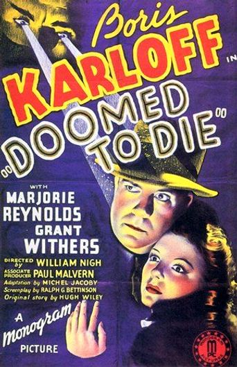 Doomed to Die Poster