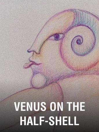 Venus on the Half-Shell Poster