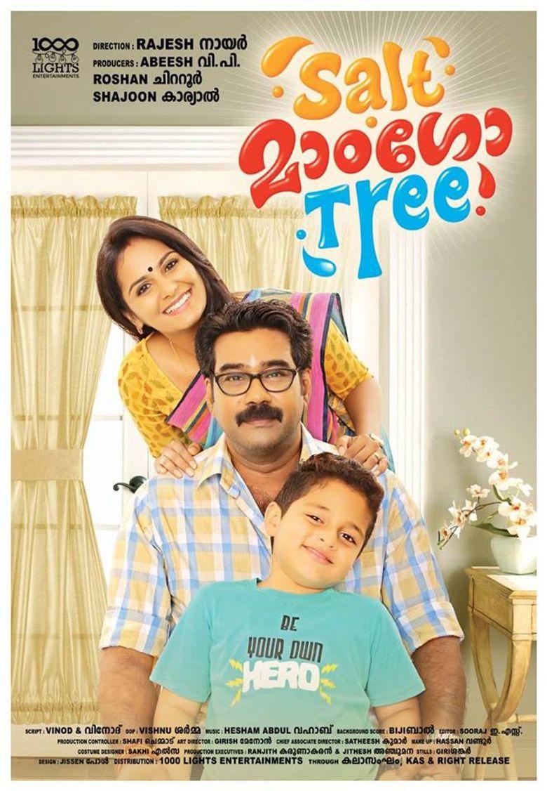 Salt Mango Tree Poster