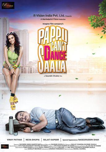 Pappu Can't Dance Saala Poster