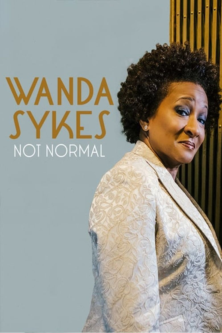 Wanda Sykes: Not Normal Poster