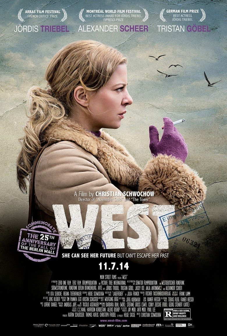 West Poster