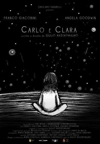 Carlo and Clara Poster