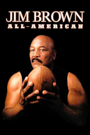 Jim Brown: All-American Poster