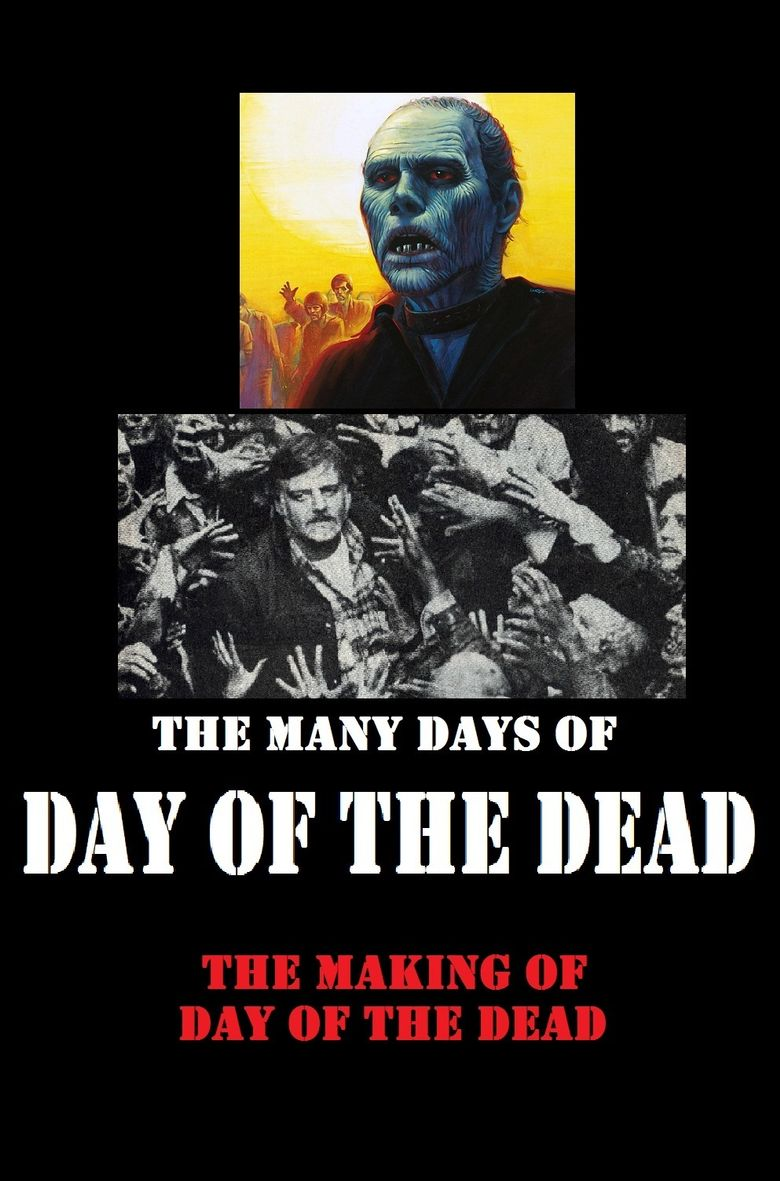 The Many Days of Day of the Dead Poster
