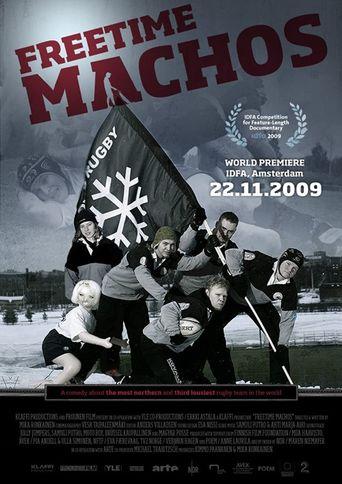 Freetime Machos Poster