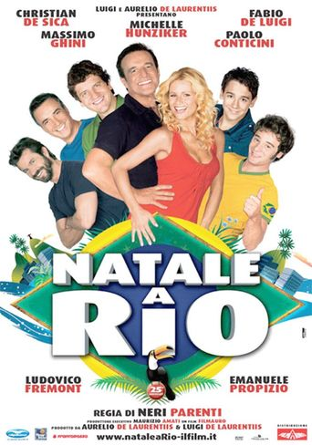 Natale a Rio Poster