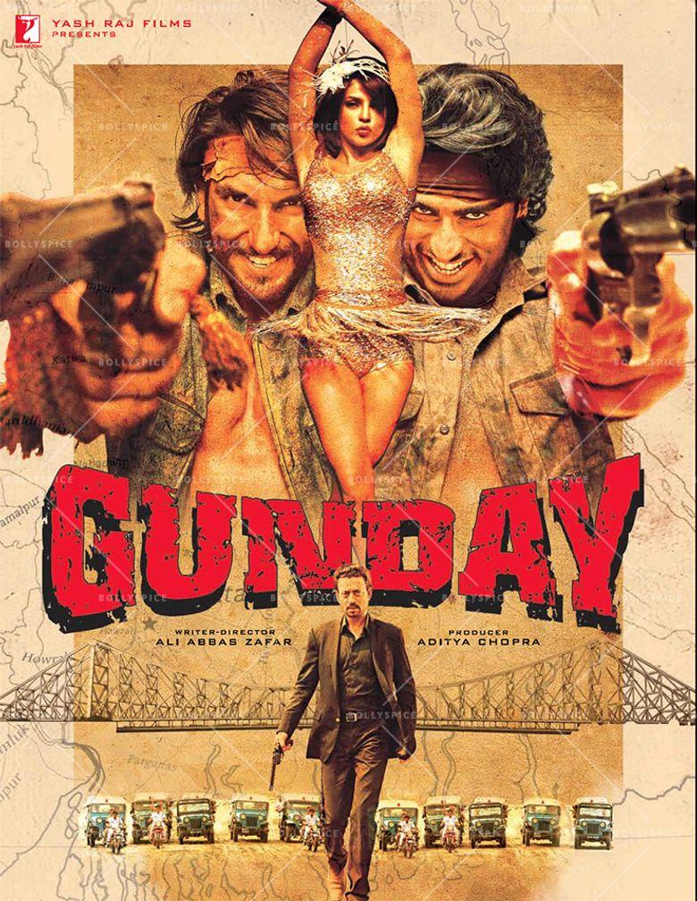 Gunday Poster