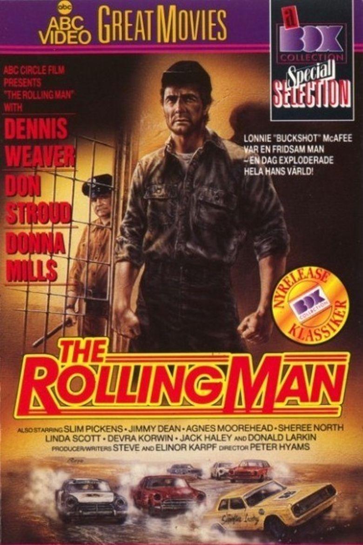 Rolling Man Poster