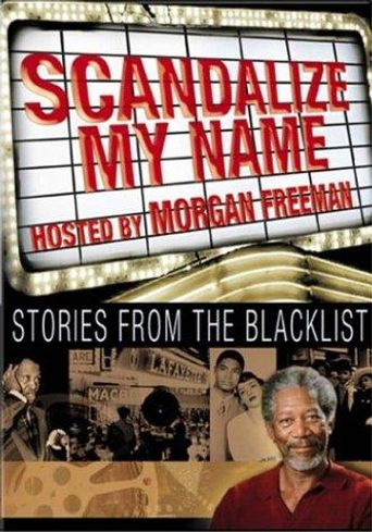 Scandalize My Name: Stories from the Blacklist Poster