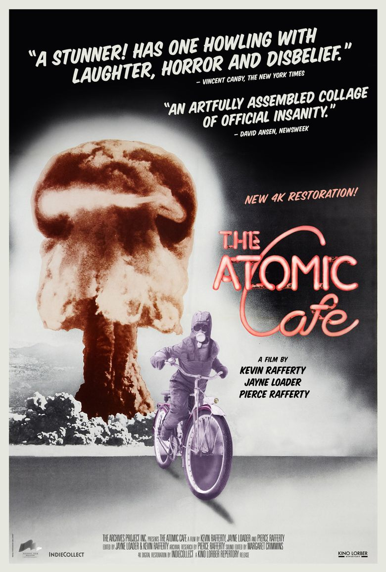 The Atomic Cafe Poster