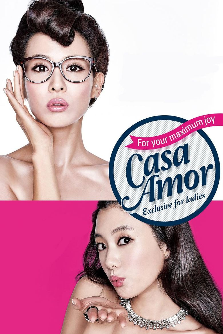 Casa Amor: Exclusive for Ladies Poster