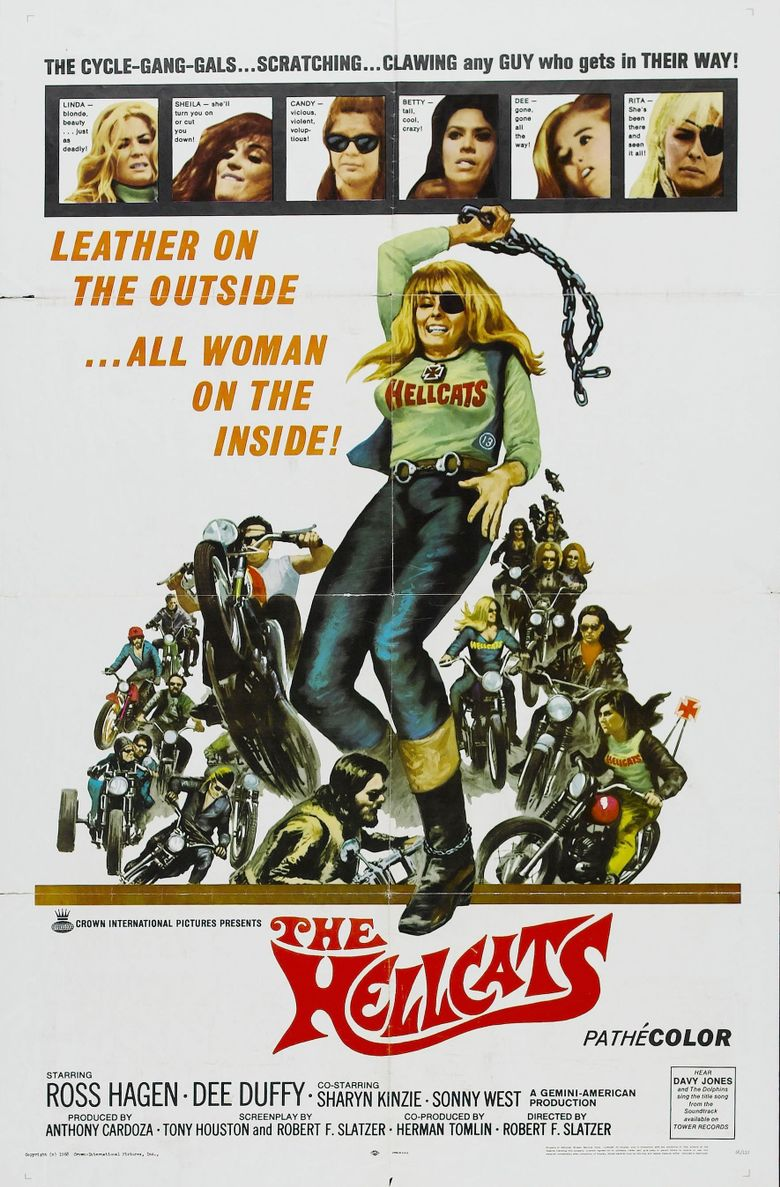 The Hellcats Poster
