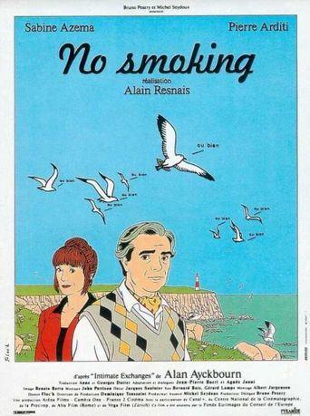 Smoking / No Smoking Poster