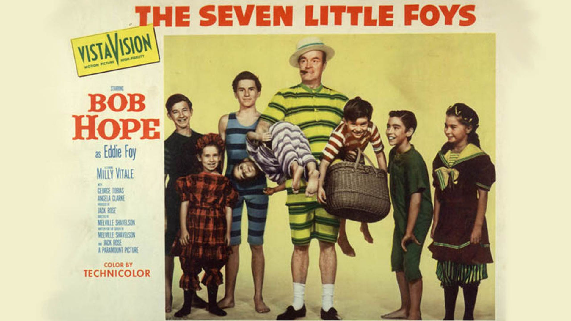 watch the seven little foys online free