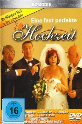 Eine fast perfekte Hochzeit Poster