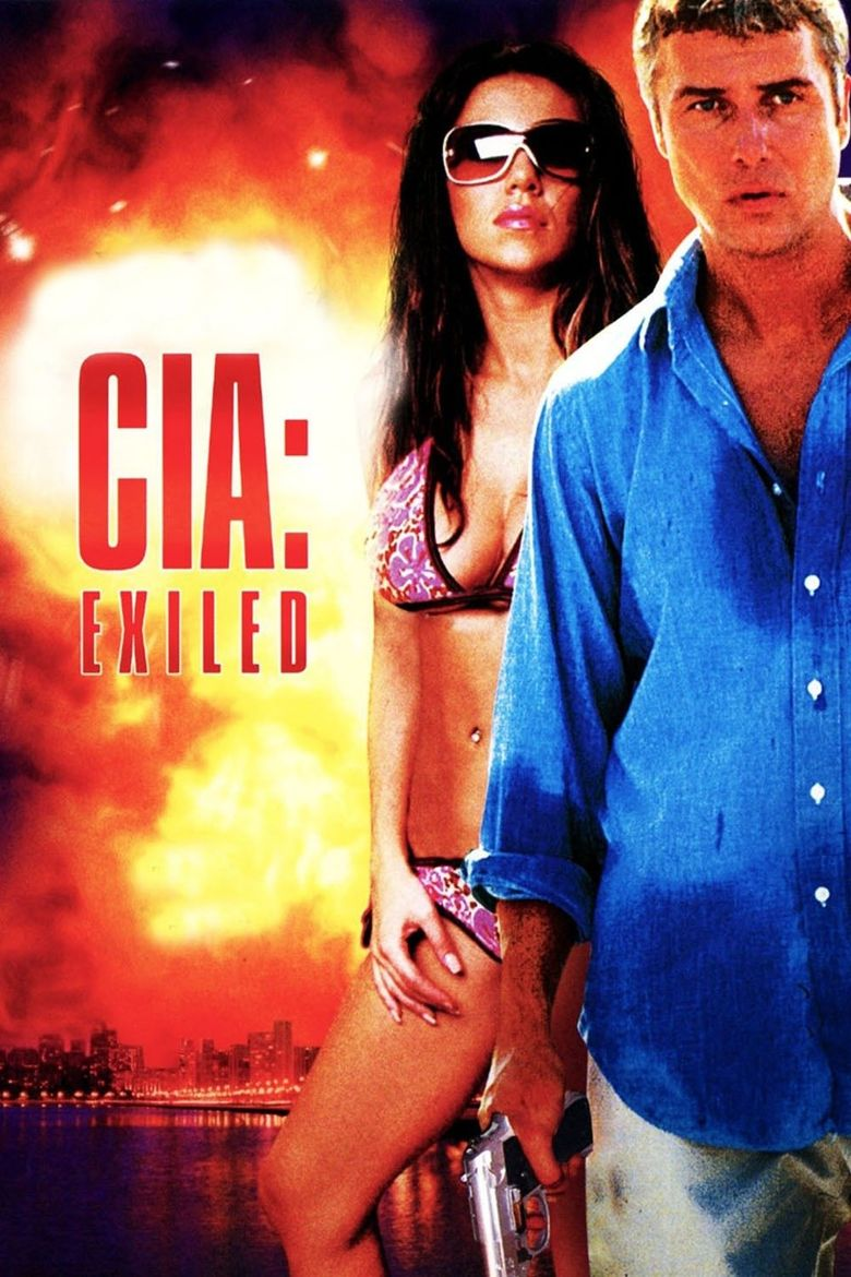 CIA: Exiled Poster
