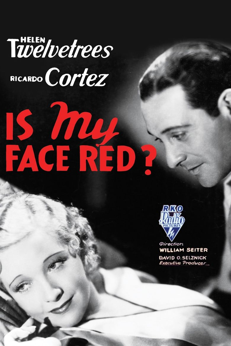 Is My Face Red? Poster