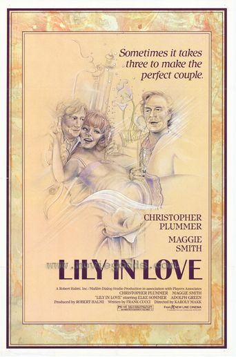 Lily in Love Poster