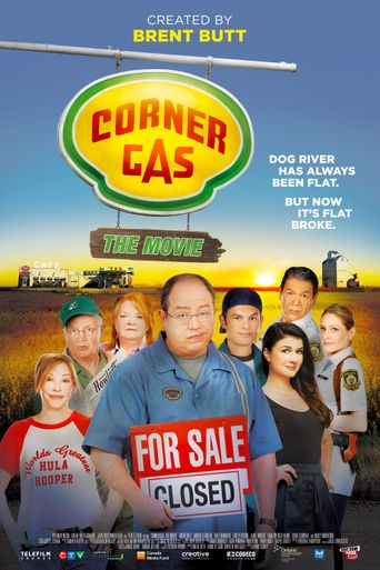 Corner Gas: The Movie Poster