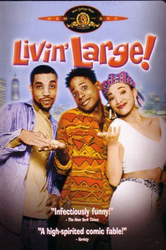 Livin' Large! Poster