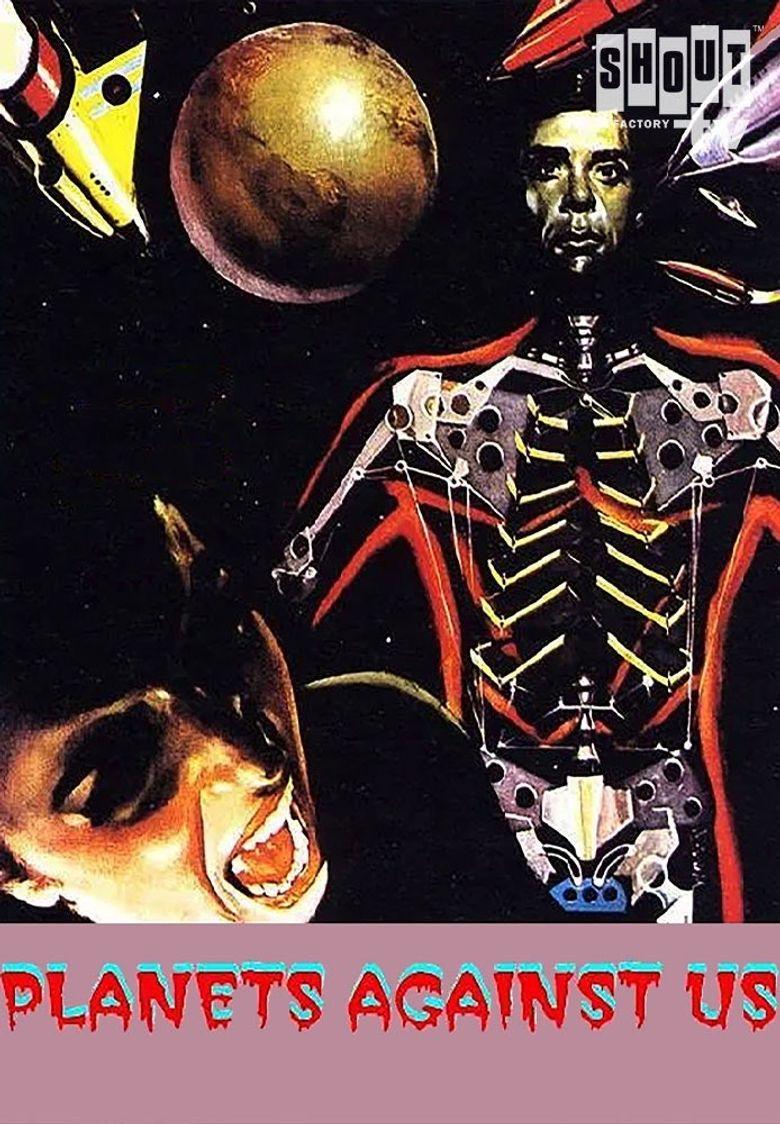 Planets Around Us Poster