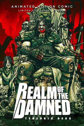 Realm of the Damned: Tenebris Deos Poster