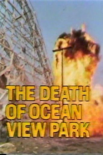 The Death of Ocean View Park Poster