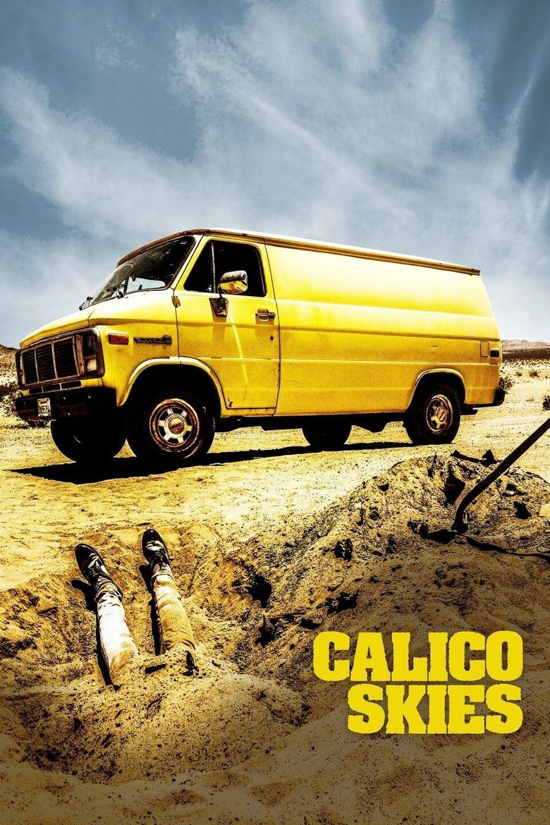 Calico Skies Poster