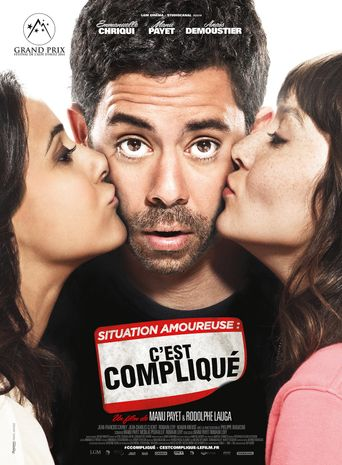 Relationship Status: It's Complicated Poster