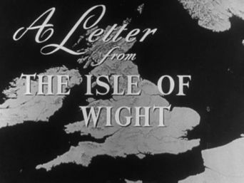 A Letter from the Isle of Wight Poster