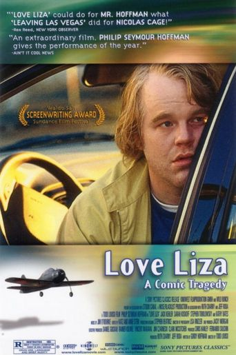 Love Liza Poster