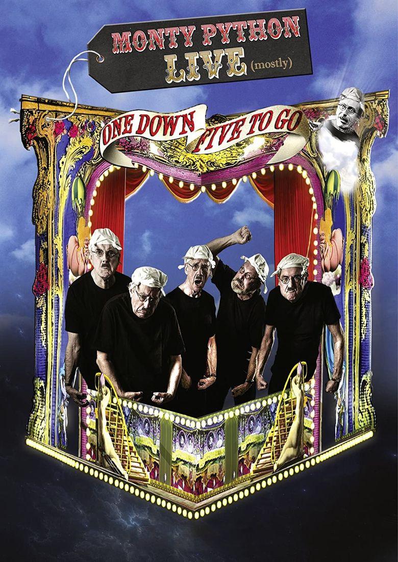Monty Python Live (Mostly) Poster
