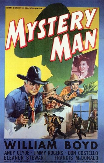 Mystery Man Poster