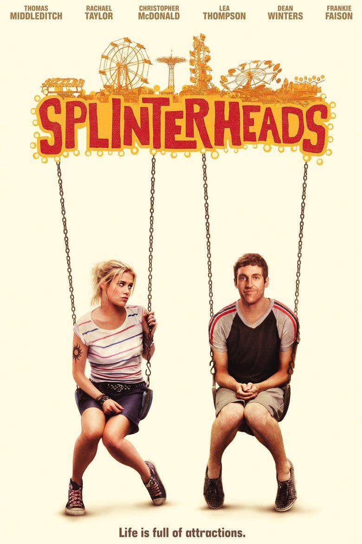 Splinterheads Poster