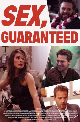 Sex Guaranteed Poster