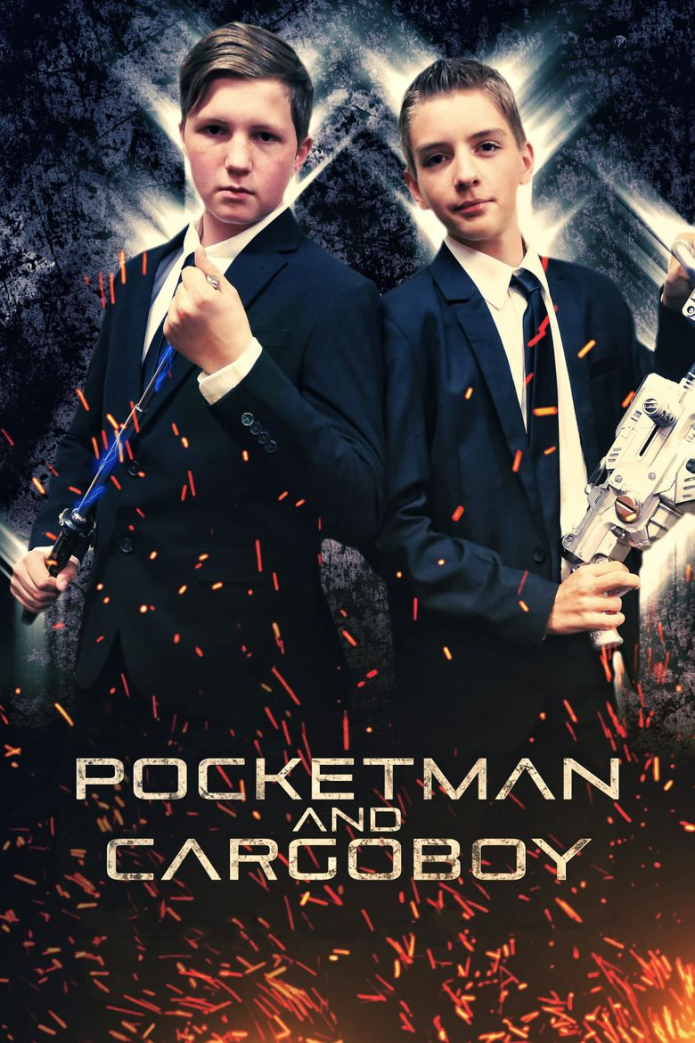 Pocketman and Cargoboy Poster