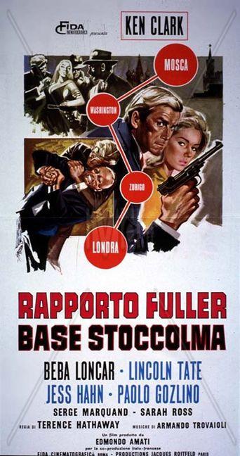 Fuller Report, Base Stockholm Poster