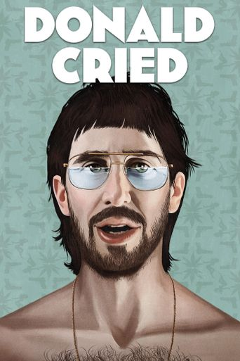 Donald Cried Poster