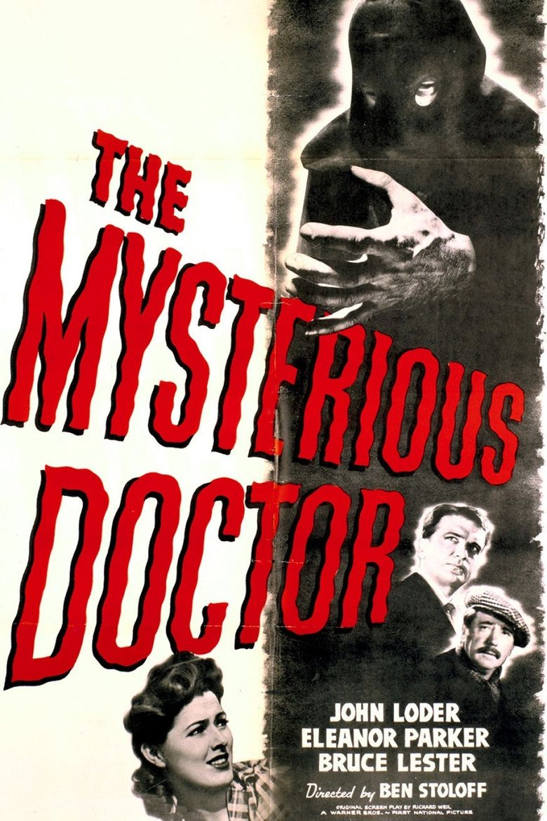 The Mysterious Doctor Poster