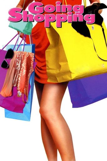 Going Shopping Poster