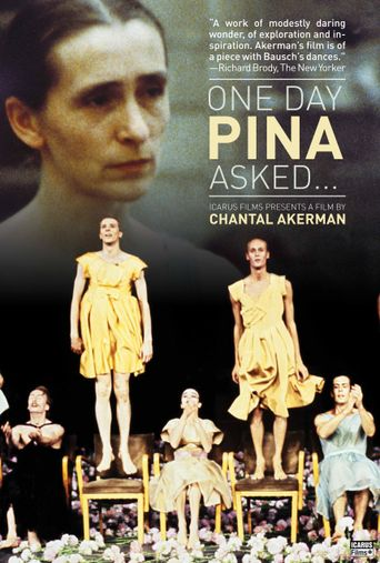 One Day Pina Asked... Poster