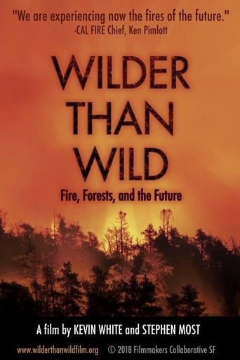 Wilder than Wild: Fire, Forests, and the Future Poster