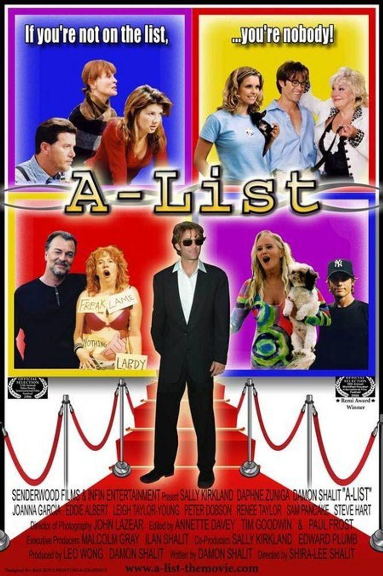A-list Poster