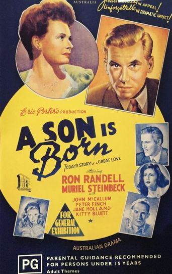 A Son is Born Poster