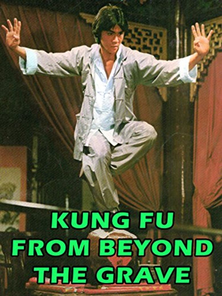 Kung Fu from Beyond the Grave Poster