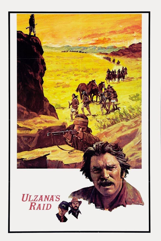 Ulzana's Raid Poster