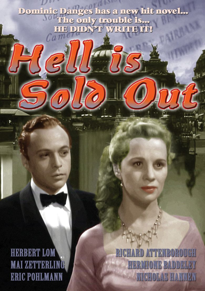Hell Is Sold Out Poster
