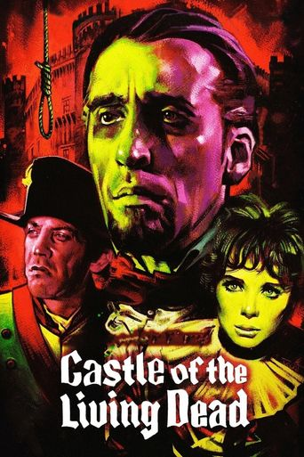 The Castle of the Living Dead Poster